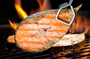 Grilled Salmon Image courtesy of amenic181 at FreeDigitalPhotos.net