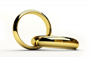 Golden Wedding Ring  by Danilo Rizzuti courtesy of  FreeDigitalphotos