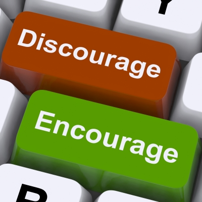 """Discourage Or Encourage Keys"" by Stuart Miles"
